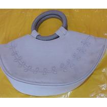 Bolsa De Mano Para Dama En Manta Kangu ~#967