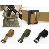 Cinturones Tacticos Blackhawk Militar + Navaja Tarjeta