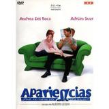 Apariencias Dvd Andrea Del Boca Adrian Suar