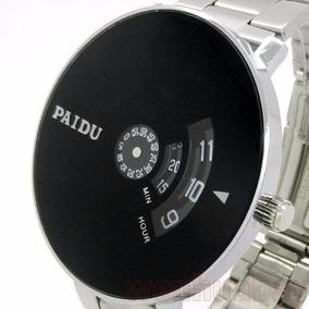 Precioso Reloj Paidu 100% Original,tornamesa, Envio Gratis