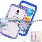 Capa Case Waterproof Samsung Galaxy Note 2 3 Prova D`água