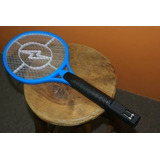 Raquetas Eléctrica Mata Mosquitos Moscas Insectos