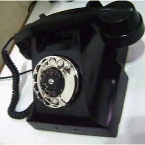 Antiguo Telefono Ericsson De Mesa (1931) Ficha Moderna