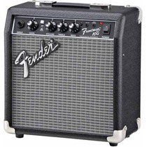 Amplificador Para Guitarra Fender Frontman 10g Musical Store
