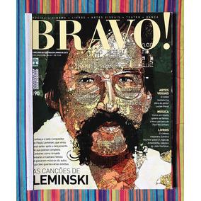 Revista Bravo! - Jun 2013 - Nº 190 - Paulo Leminski