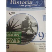 Livro História Em Projetos Manual Do Professor