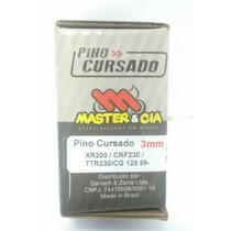 Pino Cursado 3mm Competição Xr200/crf230/cg125 99 Master