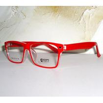 Armação Para Óculos De Grau Receituário Aros Finos Acetato