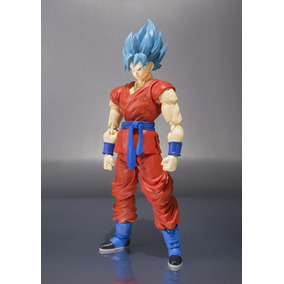 Dragon Ball Son Goku God Super Saiyan S.h.figuarts Ps