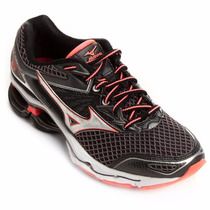 Tênis Mizuno Wave Creation 18 Feminino Original Com Nfe