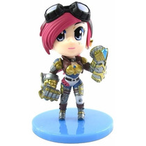 League Of Legends Boneco Action Figure Vi