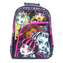 Mochila Espalda Monster High Psjes 18 - Jugueteria Aplausos