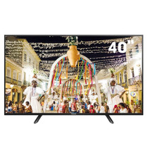 Tv Led 40- Panasonic Tc-40d400b Integrado Media Player