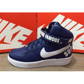 Tênis Nike Air Force 1 Supreme - Basquete Lebron James