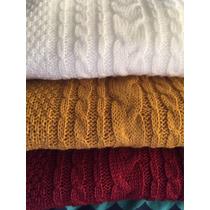 Sweater Tejido Cuello Redondo - Lavalijera