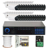 Cámara De Vigilancia Gw Security Vd24chp15 32-channel Dvr