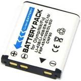 Bateria Np-80 Para Cámara Casio Exilim Ex-s8 Z1 Z2 Y Otros
