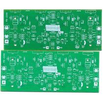 Placa Para Montagem Amplificador 250w Oneal