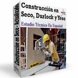 Aprende Construccion En Seco Con Durlock Yeso Puertas Abertu