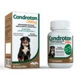 Condroton 1000 Mg 60 Comprimidos - Suplemente Condroitina