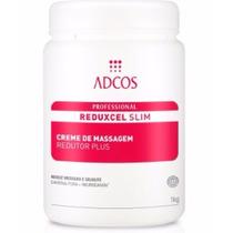 Adcos - Reduxcel Slim Creme De Massagem Redutor - 1kg