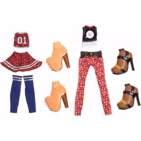 Bratz Fashion Deluxe (ropa Y Zapatos)