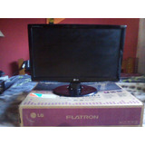 Monitor Lg Flatron 21 Pulgadas + Sintonizador De Tv