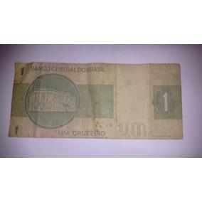 Cédula De Um Cruzeiro