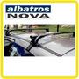 Barra Portaequipajes Albatros Nova Para Todos Los Vehiculos.