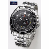 Reloj Casio Edifice Ef-550rbsp-1av Red Bull Edition Crono