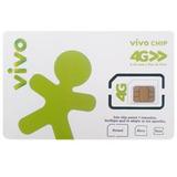 Chip Vivo Flex Em 3 Tamanhos Para Todos Os Tipos De Ddd