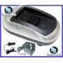 Cargador De Bateria P/ En-el3 Nikon D50 D70 D80 D200 D300