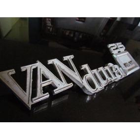 Emblema Camioneta Van Dura Gmc Clasica Chevrolet
