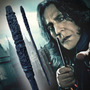 Replicas Varitas Recina Snape Harry Potter X Unidad