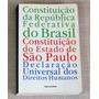 Constituição Federal De São Paulo E Direitos Humanos 2010