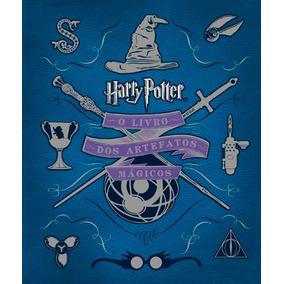 Harry Potter - O Livro Dos Artefatos Mágicos - Jody Revenson