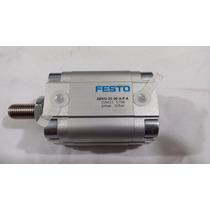 Cilindro O Actuador Neumático Festo Mod. Advu-25-20-a-p-a