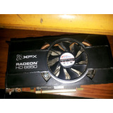 Tarjeta De Video / Xfx / Hd 6850 Radeon / 1gb