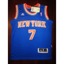 Camiseta New York Knicks Talle Niño ! S-m-l !!