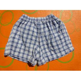 Pantalón Corto - Short Niña 2-3 Años Mimo & Co.