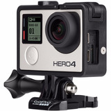 Go Pro Hero 4 Black Edition Full Hd Wifi Touch 4k Gopro Env