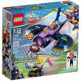 Lego Dc Super Hero Girls Persecución Jet De Batichica 41230