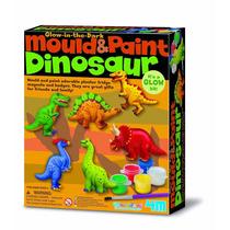 4m Moldes Y Pintura Para Hacer Dinosaurios