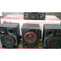 Equipo De Sonido Lg Cm-8450 2500rms 29000pmpo