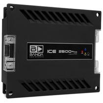 Modulo Banda Vx Ice 2500w Rms Digital Mono Potencia Carro