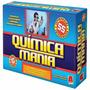 Kit Quimica Mania + Meu Primeiro 1 Laboratorio Algazarra