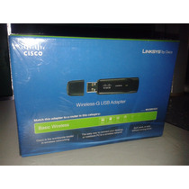 Wusb54gc Adaptador Usb Wifi 56mb Cisco