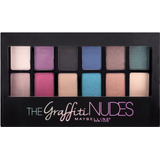 Sombras Maybelline The Graffiti Nudes - Makeupvs