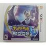 Pokemon Moon 3ds Local Ya En Stock Real