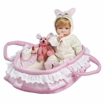 Boneca Reborn Paradise Galleries Real Life Girl Baby Doll